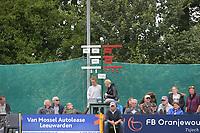 KAATSEN: HUIZUM: 07-07-2019, Hoofdklasse kaatsen dames en heren, ©foto Martin de Jong