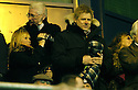 13/01/2007       Copyright Pic: James Stewart.File Name : sct_jspa11_falkirk_v_dunfermline.PETER SCHMEICHEL TAKES HIS SEAT IN THE STAND TO WATCH HIS SON'S, KAPER, DEBUT FOR FALKIRK... WHILST AN INIDENTIFIED BLONDE VIDEOS HIM AS HE RUNS ON TO THE PARK....James Stewart Photo Agency 19 Carronlea Drive, Falkirk. FK2 8DN      Vat Reg No. 607 6932 25.Office     : +44 (0)1324 570906     .Mobile   : +44 (0)7721 416997.Fax         : +44 (0)1324 570906.E-mail  :  jim@jspa.co.uk.If you require further information then contact Jim Stewart on any of the numbers above.........