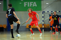 201101 Futsal Superleague - Southern v Canterbury