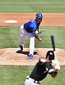 MLB: Chicago Cubs vs Chicago White Sox spring training game