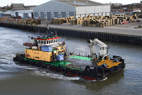 File image of the utility vessel Fastnet Sound