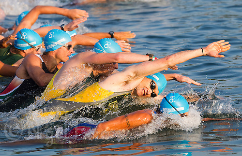 11 SEP 2011 - BEIJING, CHN - 2011 ITU World Age Group Olympic Distance Triathlon Championships (PHOTO (C) NIGEL FARROW)