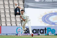 Trent Boult of New Zealand during India vs New Zealand, ICC World Test Championship Final Cricket at The Hampshire Bowl on 19th June 2021
