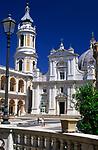 ITA, Italien, Marken, Marienwallfahrtsort Loreto: Basilika auf der Piazza della Madonna | ITA, Italy, Marche, Loreto: Basilica at Piazza della Madonna