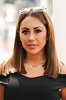 Sophie Kasaei<br /> Cast members of Geordie Shore take Shag Pad on Tour to launch series 15, London. <br /> <br /> <br /> ©Ash Knotek  D3293  10/08/2017