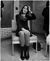 Joan Baez. 'Draftees should rebel'<br /> <br /> <br /> Philp, Barry<br /> Picture, 1967- Toronto Star Archives - AQP