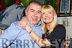 Pascal Power and Lana O'Shea enjoying the evening in Benners Hotel on Saturday night.