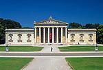 Deutschland, Bayern, Oberbayern, Muenchen: Glyptothek am Koenigsplatz | Germany, Bavaria, Upper Bavaria, Munich: Glyptothek at Kings Square
