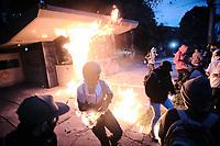 Protestas Asesinato Javier Ordoñez Abuso Policial, 10/12-09-2020