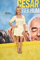 """LOS ANGELES - JULY 30: Charlotte Ross attends the premiere event for National Geographic's """"Cesar Millan: Better Human, Better Dog"""" at the Westfield Century City Mall Atrium on July 30, 2021 in Los Angeles, California. (Photo by Stewart Cook/National Geographic/PictureGroup)"""