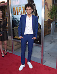 Dejon LaQuake attends The Warner Bros. Pictures' L.A. Premiere of MAX held at The Egyptian Theatre  in Hollywood, California on June 23,2015                                                                               © 2015 Hollywood Press Agency
