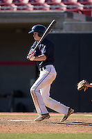 Kyle Hayes (26) of James Madison High School in Vienna, Virginia playing for the New York Yankees scout team at the South Atlantic Border Battle at Doak Field on November 2, 2014.  (Brian Westerholt/Four Seam Images)