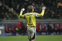 Timo Hildebrand (VfB Stuttgart) jubelt