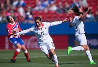 Costa Rica vs Puerto Rico, February 13, 2016