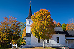Baptist church, Wolfeboro, NH, USA