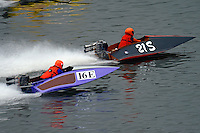 21-S and 16-E  (Outboard Runabout)
