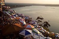 Scenic overview of Lake Travis