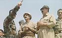 Iraq 2008  .Right, Mahmoud Sangawy with Mala Baktiar in Khanakin  .Irak 2008 .A droite Mahmoud Sangawy avec Mala Baktiar a Khanakin