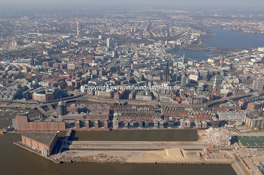 Deutschland, Hamburg, Hafencity