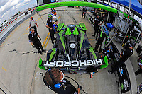 #1 (P2) Patron Highcroft Racing HPD ARX-01c, David Brabham, Simon Pagenaud & Marino Franchitti