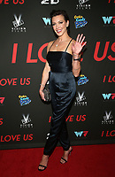 WEST HOLLYWOOD, CA - SEPTEMBER 13: Katie Cassidy, at the LA Premiere Screening Of I Love Us at Harmony Gold in West Hollywood, California on September 13, 2021. Credit: Faye Sadou/MediaPunch