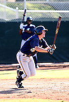 Lee Haydel / Milwaukee Brewers 2008 Instructional League..Photo by:  Bill Mitchell/Four Seam Images