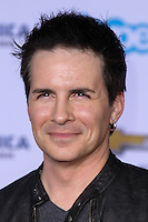 """HOLLYWOOD, LOS ANGELES, CA, USA - MARCH 13: Hal Sparks at the World Premiere Of Marvel's """"Captain America: The Winter Soldier"""" held at the El Capitan Theatre on March 13, 2014 in Hollywood, Los Angeles, California, United States. (Photo by Xavier Collin/Celebrity Monitor)"""