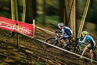Tim Merlier (BEL/Alpecin-Fenix)<br /> <br /> 2020 Superprestige Gavere (BEL)<br /> <br /> ©kramon