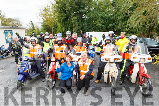 The Honda 50 Run for the Kerry Hospice in Boolteens on Sunday