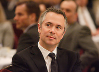 Montreal (QC) CANADA, April 7, 2008- <br /> <br />  Thierry Vandal, President and CEO, Hydro-Quebec.<br /> <br /> <br /> photo : (c) ¨Pierre Roussel -  images Distribution