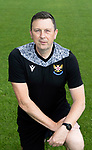 John McDougall, Kit Manager, St Johnstone FC...2021-22 Season<br />Picture by Graeme Hart.<br />Copyright Perthshire Picture Agency<br />Tel: 01738 623350  Mobile: 07990 594431