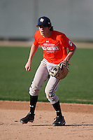 January 16, 2010:  Alex Miller (Orlando, FL) of the Baseball Factory Florida Team during the 2010 Under Armour Pre-Season All-America Tournament at Kino Sports Complex in Tucson, AZ.  Photo By Mike Janes/Four Seam Images