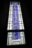 Window in the Abbey