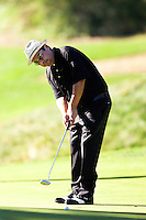 11/30/11 Thousand Oaks, CA: George Lopez  during the Pro-AM round at the Chevron World Challenge held at the Sherwood Country Club.