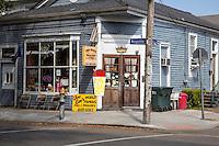 New Orleans, Louisiana.  Tee-Eva's New Orleans Praline Shop, Uptown District.