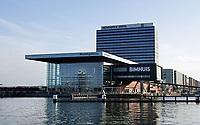 Nederland  Amsterdam  2020.   Muziekgebouw aan het IJ. Foto : ANP/ HH / Berlinda van Dam