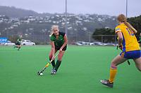 Otago v South Canterbury. Under-18 Hockey Tournament day six at National Hockey Stadium in Wellington, New Zealand on Friday, 16 July 2021. Photo: Dave Lintott / lintottphoto.co.nz https://bwmedia.photoshelter.com/gallery-collection/Under-18-Hockey-Nationals-2021/C0000T49v1kln8qk