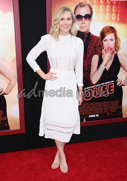 """26 June 2017 - Hollywood, California - Nora Kirkpatrick. """"The House"""" Los Angeles Premiere held at the TCL Chinese Theatre in Hollywood. Photo Credit: Birdie Thompson/AdMedia"""