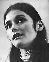1969 File - <br /> <br /> Margot Kidder<br /> <br /> Photo : Bob Olsen<br /> Toronto Star Archives via AQP