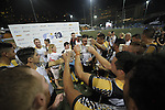 The Plate Winner Penguins  GFI HKFC Rugby Tens 2016 on 07 April 2016 at Hong Kong Football Club in Hong Kong, China. Photo by Juan Manuel Serrano / Power Sport Images