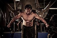 Next Level Training Gym.