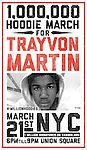 NYC Million Hoodie March and Rally for Trayvon Martin