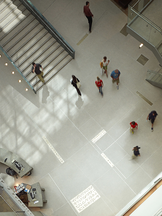 OSU William Oxley Thompson Memorial Library   Architects: Gund Partnership and Acock Associates