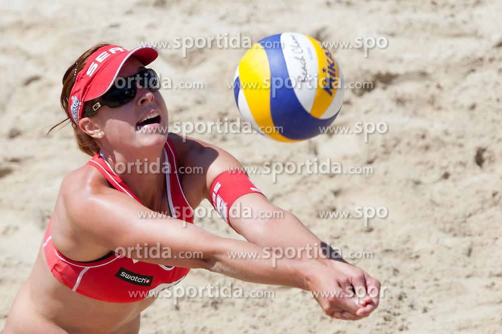 Beachvolleyball forrer