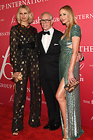 NEW YORK, NY - OCTOBER 13: Karolina Kurkova, Tommy Hilfiger and Dee Hilfiger Ocleppo at the 2021 Fashion Group International Night Of Stars Gala at Casa Cipriani in New York City on October 13, 2021. Credit: John Palmer/MediaPunch