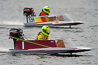 1 and 33-H   (Outboatd Hydroplane)