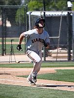 Joey Bart - San Francisco Giants 2019 spring training (Bill Mitchell)