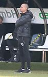 Stefan Kulovits (Trainer, SV Sandhausen) beim Spiel in der 2. Bundesliga, SV Sandhausen - Wuerzburger Kickers.<br /> <br /> Foto © PIX-Sportfotos *** Foto ist honorarpflichtig! *** Auf Anfrage in hoeherer Qualitaet/Aufloesung. Belegexemplar erbeten. Veroeffentlichung ausschliesslich fuer journalistisch-publizistische Zwecke. For editorial use only. For editorial use only. DFL regulations prohibit any use of photographs as image sequences and/or quasi-video.