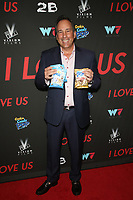 WEST HOLLYWOOD, CA - SEPTEMBER 13: Frank Florio, at the LA Premiere Screening Of I Love Us at Harmony Gold in West Hollywood, California on September 13, 2021. Credit: Faye Sadou/MediaPunch