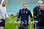 Daniel Collins, Kerry in the Allianz National Hurling League Division 2A Round 4 at Austin Stack Park, Tralee on Saturday.